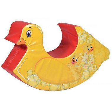 נדנדת ברווז צהוב
