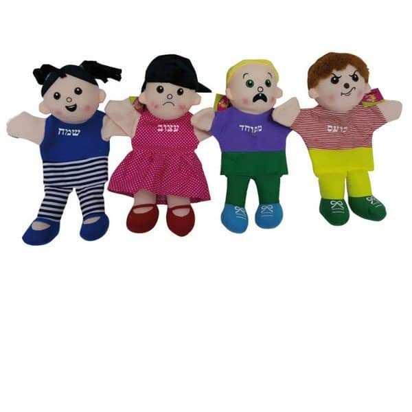 בובות הבעות