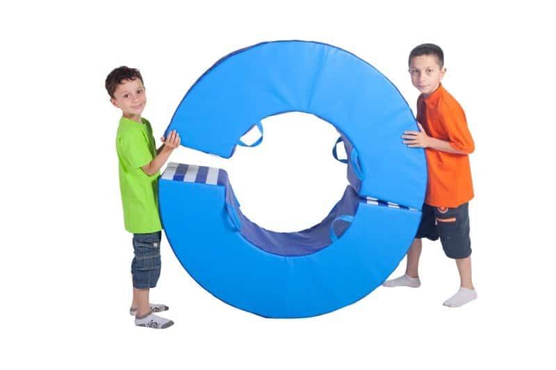 גלגל ענק מתפרק ל 2 חלקים 3092