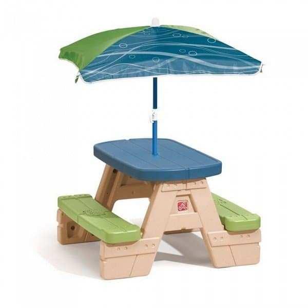 שולחן פיקניק מתקפל - STEP 2