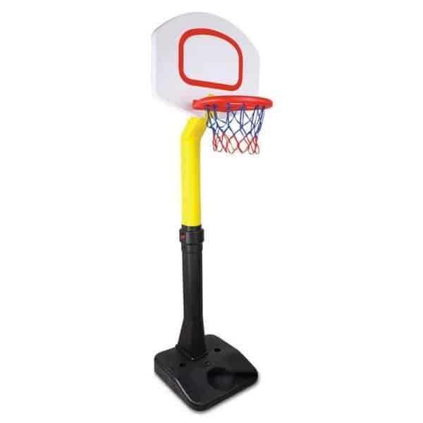 מתקן כדורסל איכותי לחצר
