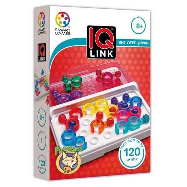 אי קיו לינק IQ LINK - פוקסמיינד