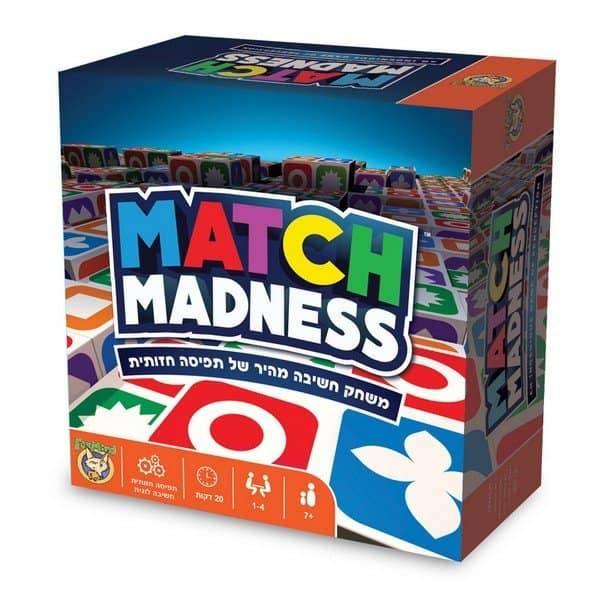 מאצ' מדנס MATCH MADNESS - פוקסמיינד