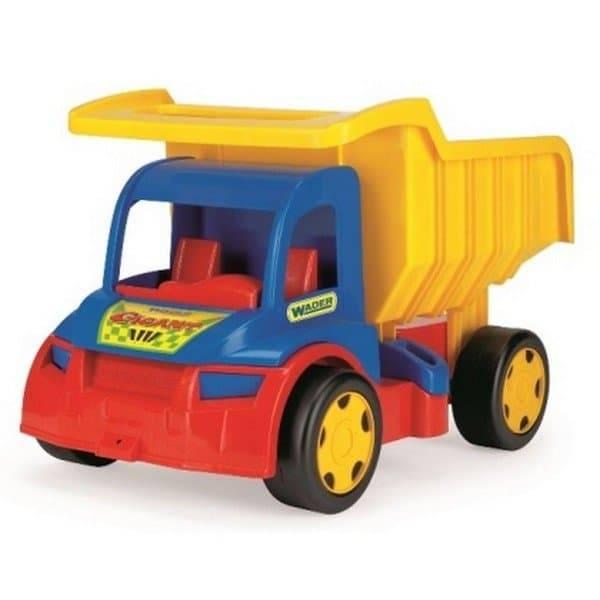 משאית ענק ודר - פרלמוטר