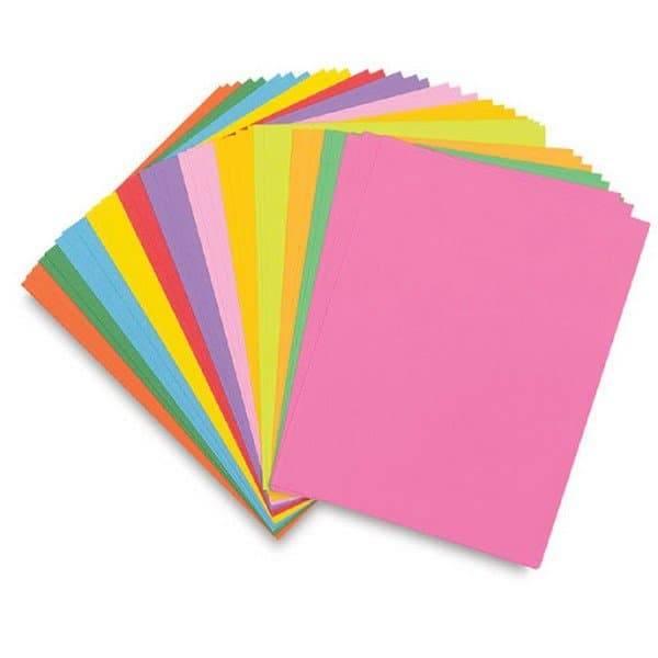 ניירות צבעוניים A4