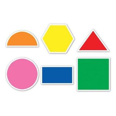 צורות וצבעים שילובים מגנטיים