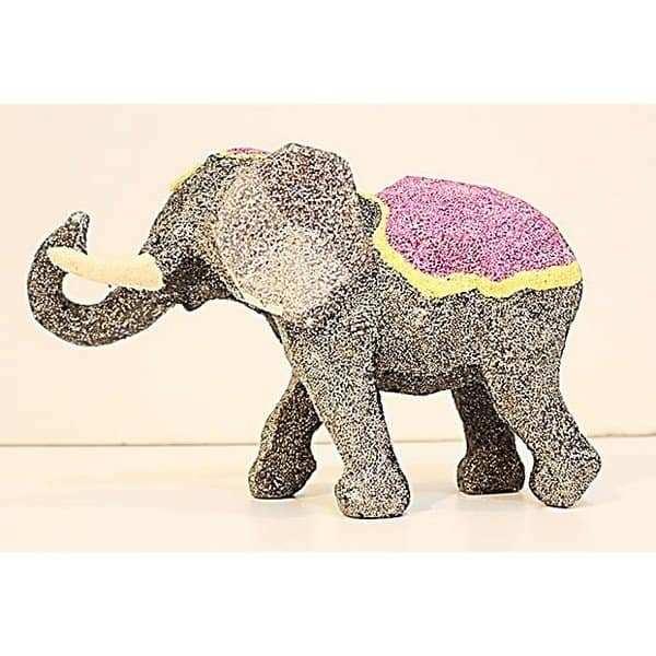 קליי חימר קל ליצירה דוגמה פיל