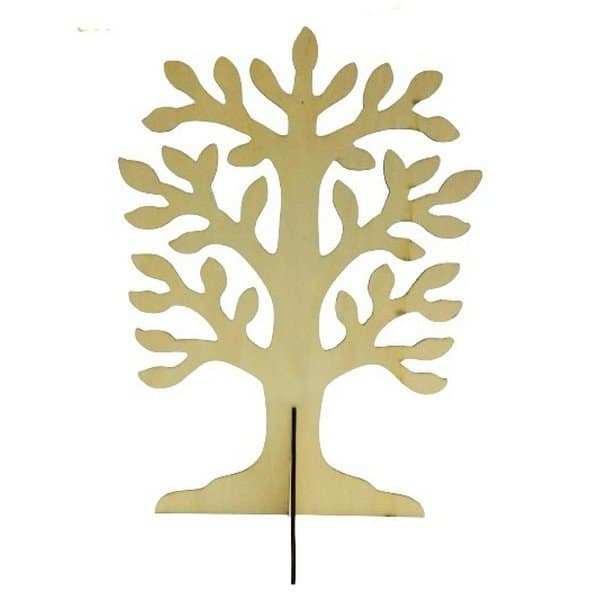 עץ פורח ליצירה בתלת מימד