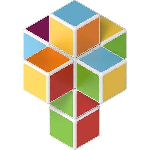 משחק מגנט 64 קוביות כל פעה בצבע שונה