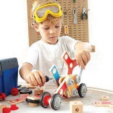 משחק הרכבה מודלים ילד