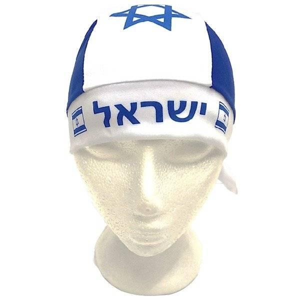 בנדנת בד דגל ישראל ליום העצמאות
