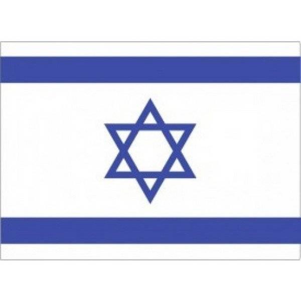 דגל ישראל מבד מידות שונות