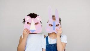 רעיונות משחקי יצירה לילדים