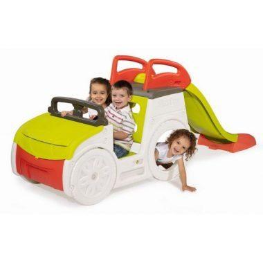 מתקן פעילות מכונית ילדים משחקים