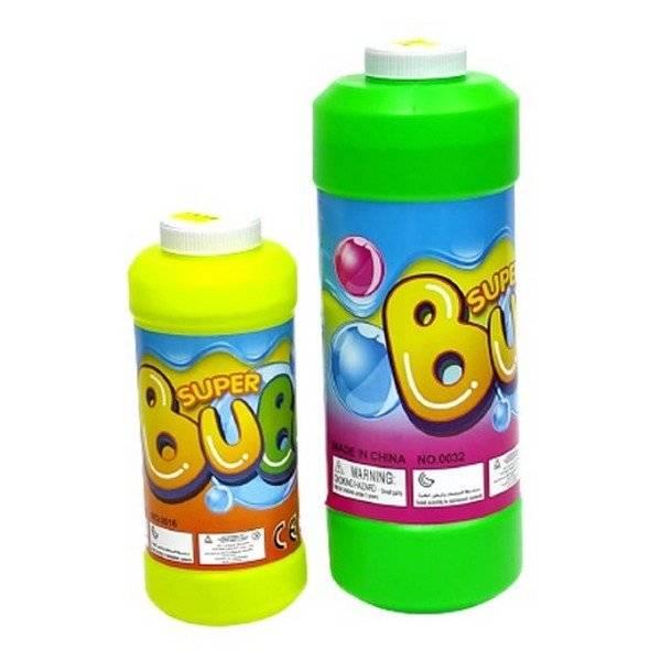 נוזל ליצירת בועות סבון