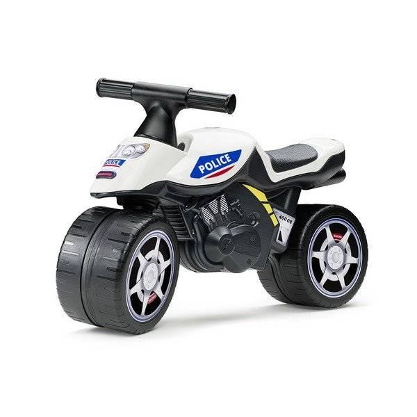 בימבה אופנוע משטרה גלגלים רחבים FLAK