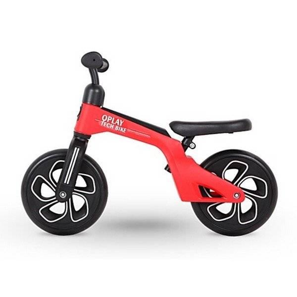 אופני איזון לילדים Qplay אדום