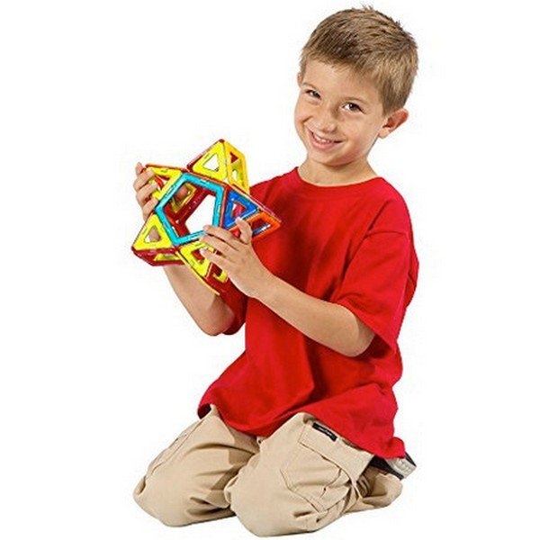 מגפורמרס מגנטי ילד משחק