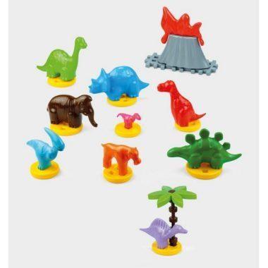 דמויות דינוזאורים למשחק